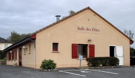 Salle des fêtes de Burgnac